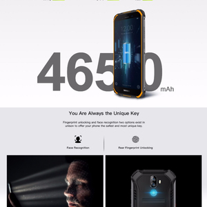 Image 4 - DOOGEE S40 4GNetwork Rugged Mobile Phone 5.5inch Display 4650mAh MT6739 Quad Core 3GB RAM 32GB ROM Android 9.0 8.0MP IP68/IP69K