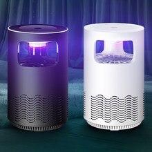 Anti moustique insecte mouche répulsif lumière USB ménage LED moustique tueur lampe pour été ménage tuer des fournitures de moustiques
