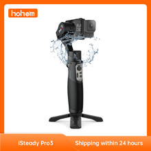 Hohem – iSteady Pro 3 stabilisateur de cardan 3 axes, pour GoPro Hero 8/7/6/5/4, cardan pour DJI Osmo et caméra d'action