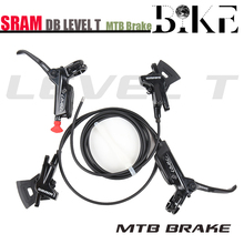 SRAM LEVEL T  MTB 2-PISTONS Hydraulic Disc Brake 850-1550mm Front & Rear Black