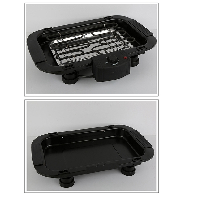 Electric grill 4
