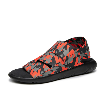 Summer Mens Sandals High Quality Brand Shoes Beach Men Causal Fashion Outdoor sneakers flat