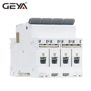 Image 5 - GEYA MCB DC 1000V MCB Mini Circuit Breaker DC 6A 10A 16A 20A 25A 32A 40A 50A 63A 4 Poles IEC60947