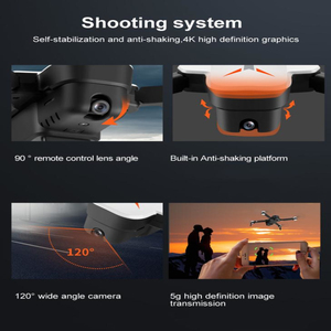 Image 3 - GPS Drone 4k HD Dual Camera Brushless quadcopter 5G WiFI Drone GPS Smart Follow Selfie Dron Rc Helicopter Professional Drone Toy