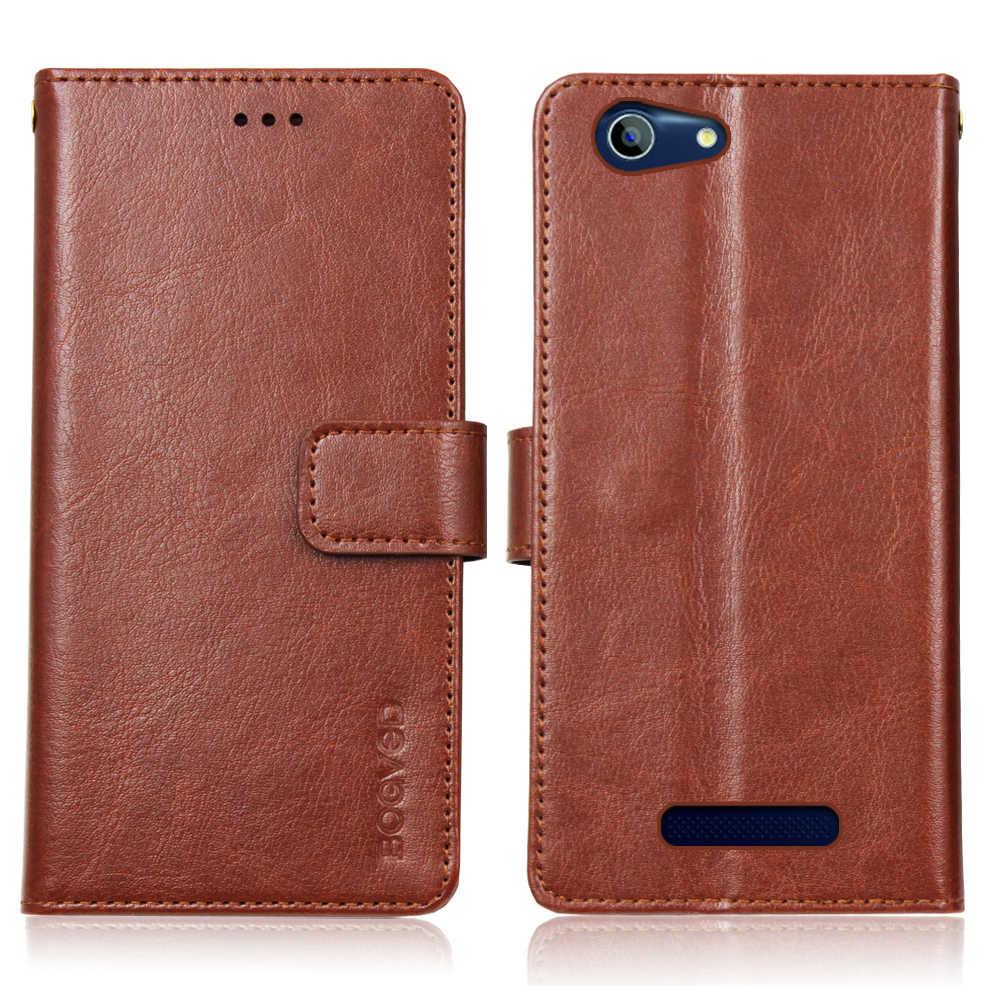 עור מקרה עבור פיליפס Xenium V526 Flip כיסוי דיור מקרה עבור Philips V 526 נייד טלפון עטיפות טלפון שקיות fundas פגז