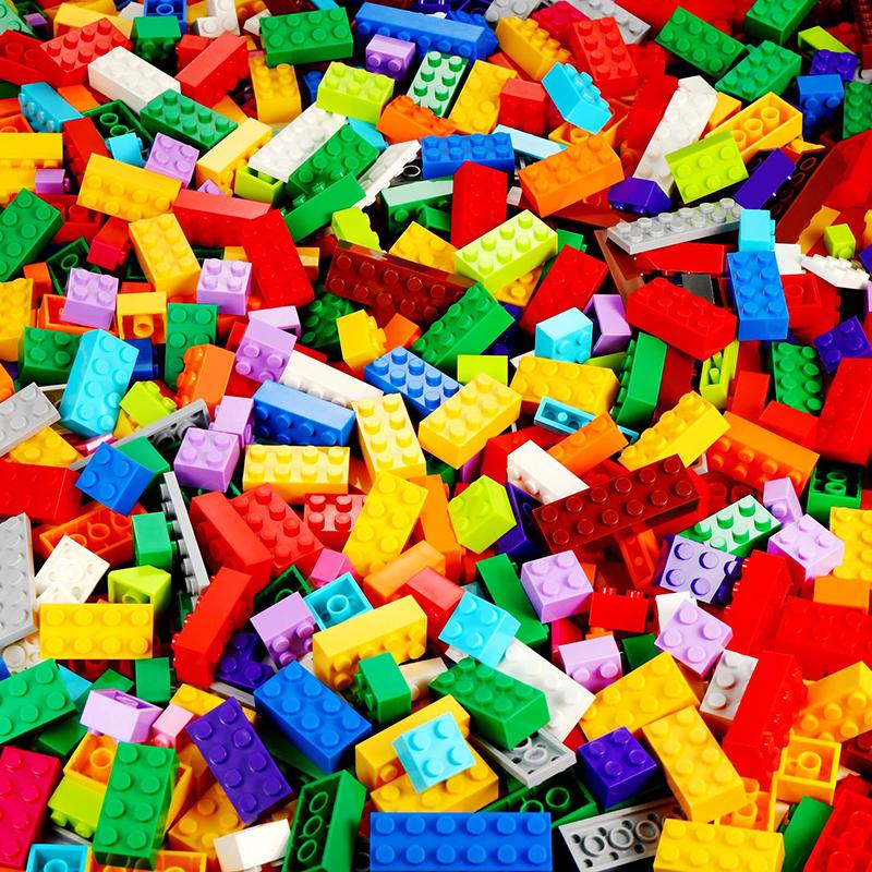 DIY Building Blocks Bulk Sets City Creative INGs Classic High tech Bricks Creator Toys for Children Christmas Gift
