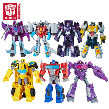 Transformers Cyberverse Toys 7.5Inches Starscream Grimlock Slipstream Shockwave Optimus Prime Bumblebee Shadow Striker