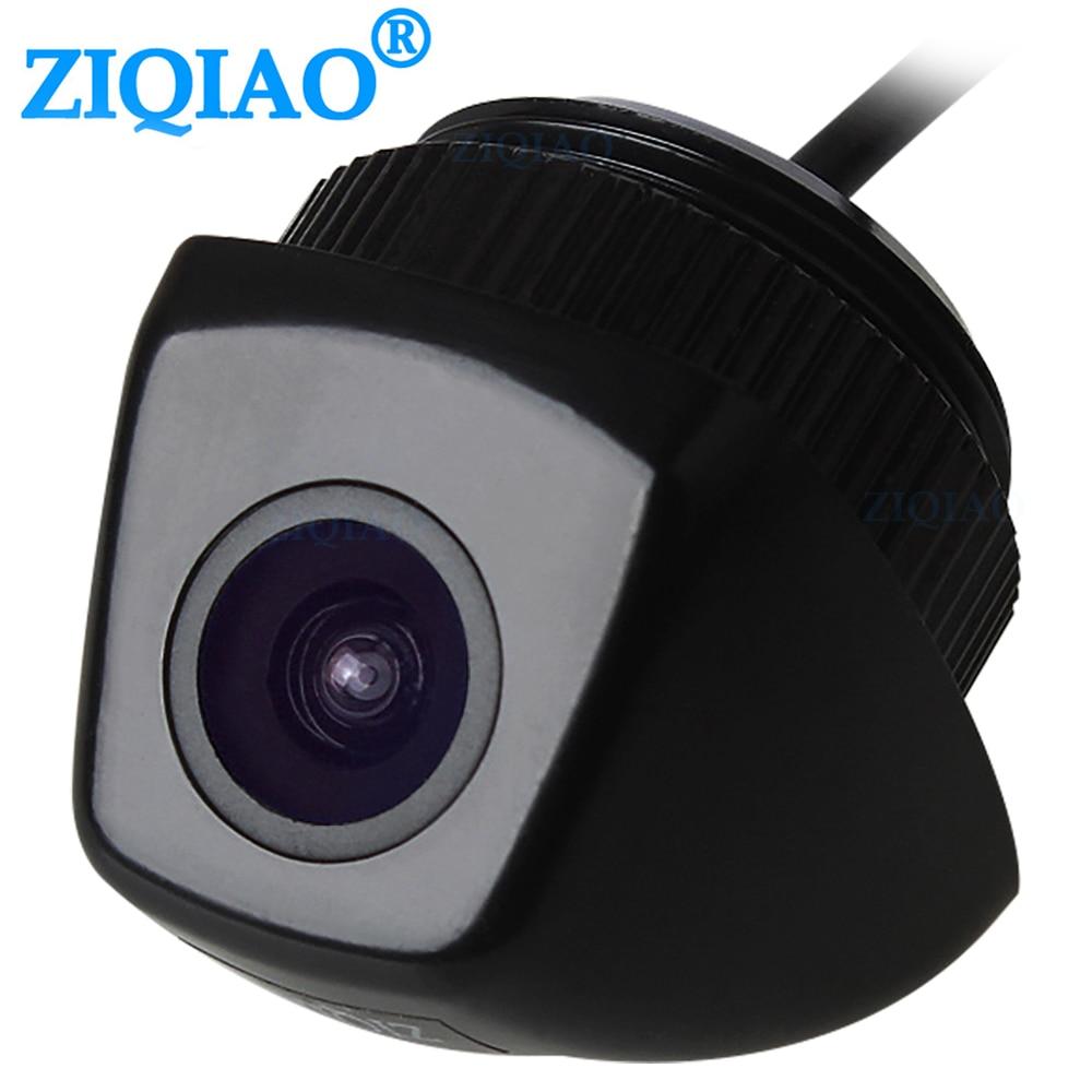 Otomobiller ve Motosikletler'ten Araç Kamerası'de ZIQIAO BMW X6 E71 E72 X5 E53 E70 X3 E83 adanmış araba aksesuarları ters park arka görüş kamerası HS046 title=
