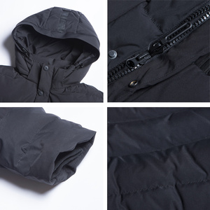 Image 5 - ICEbear 2019 новая зимняя куртка ветрозащитная мужская хлопковая модная мужская парка повседневные мужские пальто Высокое качество Мужское пальто MWD18826I
