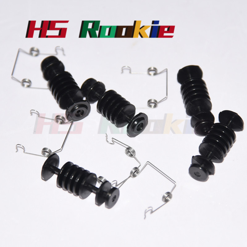 5SET Fuser Unit Cover PAPER DELIVERY ROLLER Pickup Roller SPRING For HP LJ 1010 1020 1018 1022 3050 3052 3055 M1005 M1319