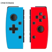 цена на Wireless Bluetooth game controller for Nintend Switch Console Left & Right Game Gamepad Joystick For Nintend Switch