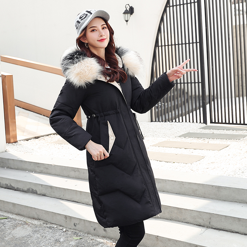 KUYOMENS Women Winter Coat Ladies Jacket Autumn Woman Parkas Female Overcoat Fashion Coats Girl 39 s New Winter Clothes in Parkas from Women 39 s Clothing