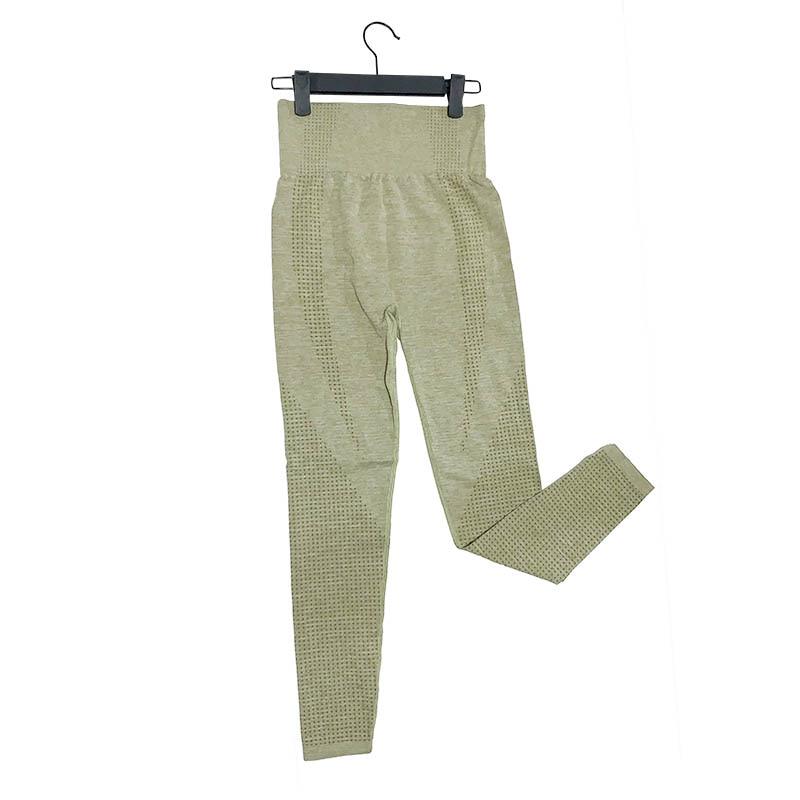 Kaminsky 14 Colors High Waist Seamless Leggings For Women Solid Push Up Leggins Athletic Sweat Pants Sportswear Fitness Leggings 8