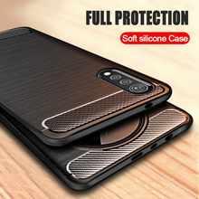 Shockproof Soft Case For LG Velvet W30 W10 Q52 Q70 Q61 Q51 Q7 Q6 G8 G7 G6 K92 5G K62 K52 K42 K41s K51s K51 K61 Phone Case Cover