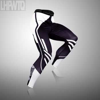3-piece sets Compression Suits Men's Quick Dry set Clothes Sport Running MMA jogging Gym work out Fitness Tracksuit clothing 15