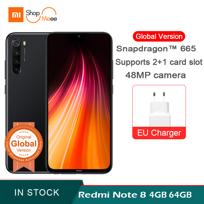 Купить Global Version Xiaomi Redmi Note 8 32GB  [...]