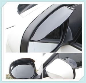Car sticker rearview mirror rain shield for McLaren MP4-12C X-1 650S 540C P1 12C(China)