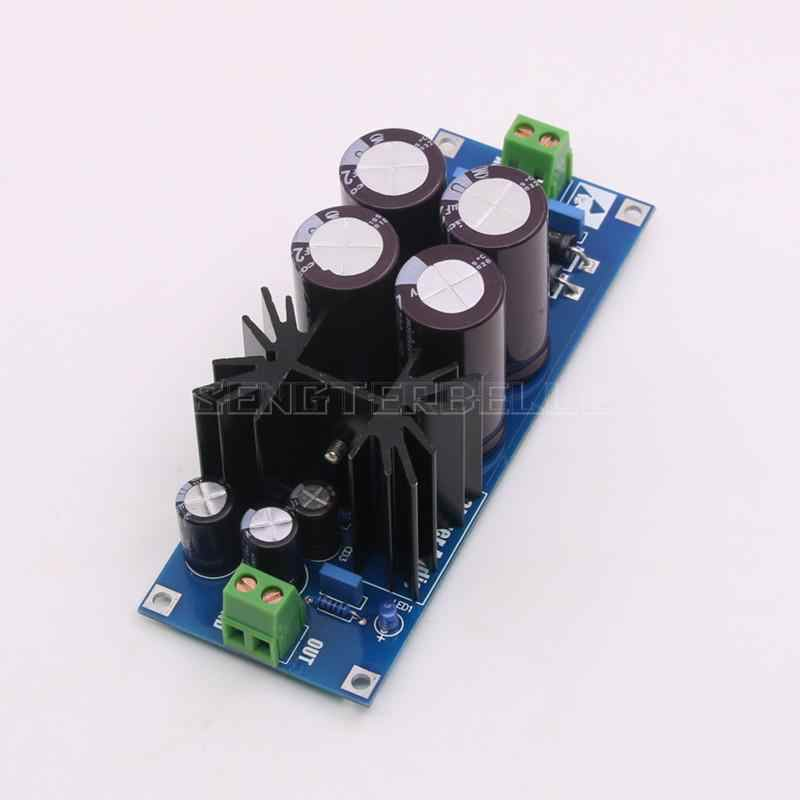 ประกอบ LT1083 High-power Linear ปรับ DC Power Supply BOARD HIFI Linear PSU บอร์ด