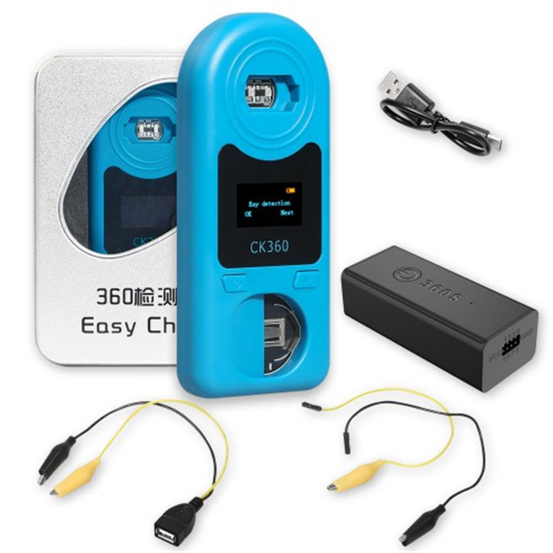 360 Signal Source 360S with CK360 Easy Check <font><b>Remote</b></font> <font><b>Key</b></font> <font><b>Tester</b></font> Full Set image