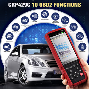 Image 5 - LAUNCH X431 CRP429C OBD2 Car Professional diagnostic tool ENG ABS Airbag SRS AT Scanner IMMO TMPS DPF SAS Oil reset PK easydiag