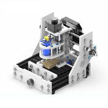 Gk mill m3 cnc гравировальный станок Стандартный с мотором без