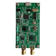 Анализатор спектра с USB Высокая точность спектрального источника сигнала RF частота домена анализа инструмент развертки полосы пропускания 33 МГц-4400 МГц