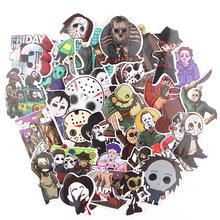 35pcs/lot Black Friday Creative Sticker for Paper Notebook Adhesive Tape Car Luggage Diy Decoration Graffiti Stickers AT2922