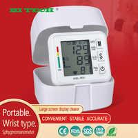Tonometer Blood Pressure Monitor Sphygmomanometer Cuff Stringmeter Pressure Meter Measurement Digital Tensiometers Tensiometro
