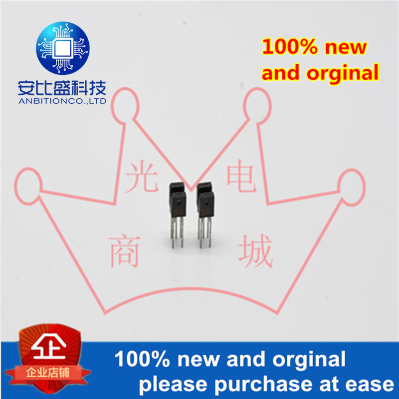 10pcs 100% New And Orginal GP1S39J0000F Gap : 1.5mm, Detector Pitch : 1mm 2-phase Phototransistor Output, Compact In Stock