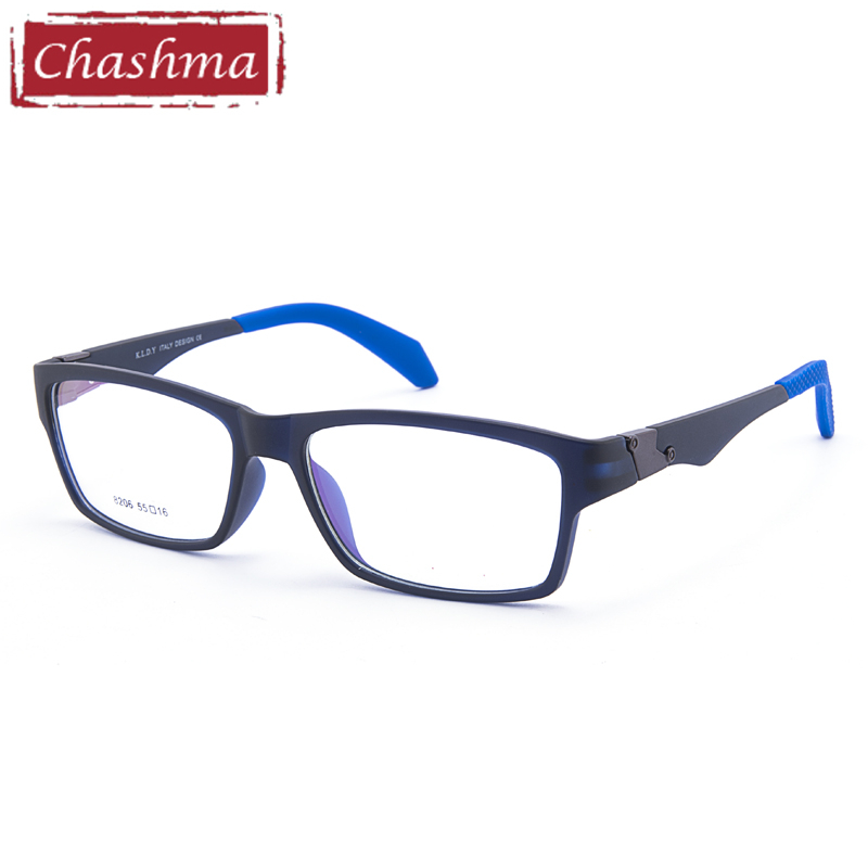 Sport <font><b>Progressive</b></font> Free Form UV400 Myopia <font><b>Glasses</b></font> for <font><b>Men</b></font> <font><b>Prescription</b></font> Eyeglasses Light Finished <font><b>Glass</b></font> Frame Anti Reflective Lenses image