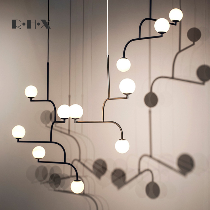Pendant Lights Rope LED  Pendant Lights  Living Room  Industrial Lamp