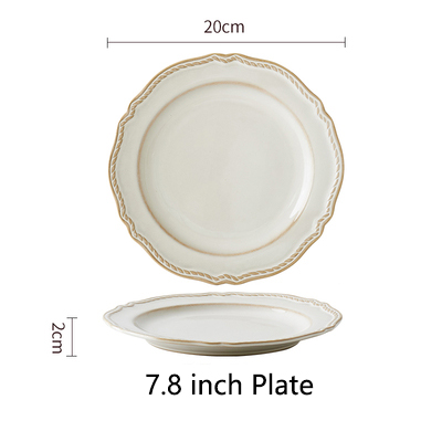 7.8 inch Plate