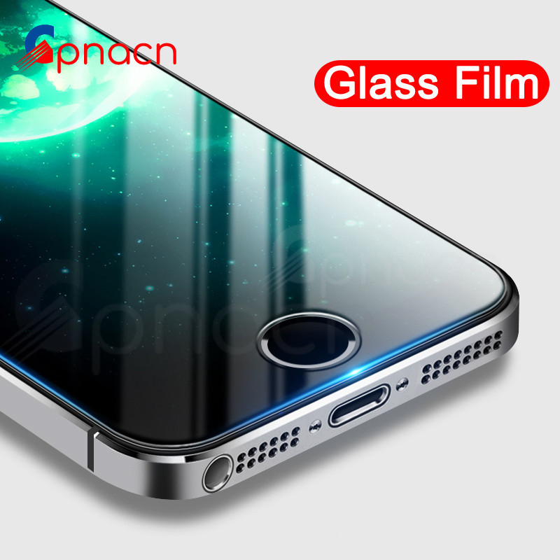 9H Tempered Glass On The For Apple IPhone 5S 5 SE 5C 4 4S Screen Protector Anti-Burst Protective Film For IPhone 5S Se Glass