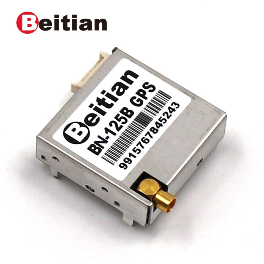 BEITIAN RS-232 IPC PPS 9600bps 5,0 V 1Hz 4M FLASH GNSS GPS модуль ГЛОНАСС с внешней GPS ГЛОНАСС антенной BN-125B