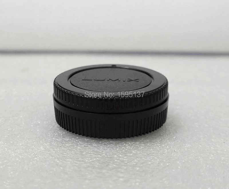 FENGYI KEJI 1pc Universal Camera Body and Lens Cap Replacement Front /& Rear Lens Caps Cover for Olympus M4//3