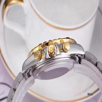 Top Luxury Brand WINNER Black Watch Men Women Casual Male Watches Business Sports Military Stainless Steel Watch 4421