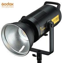 Godox FV150 Luz LED de sincronización de alta velocidad, 150W, con receptor inalámbrico 2,4G incorporado y Control remoto para Canon y Nikon