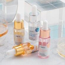 LAIKOU Serum Set Sakura Extract Shrink Pores Remove Acne Whitening 24K Gold Snai