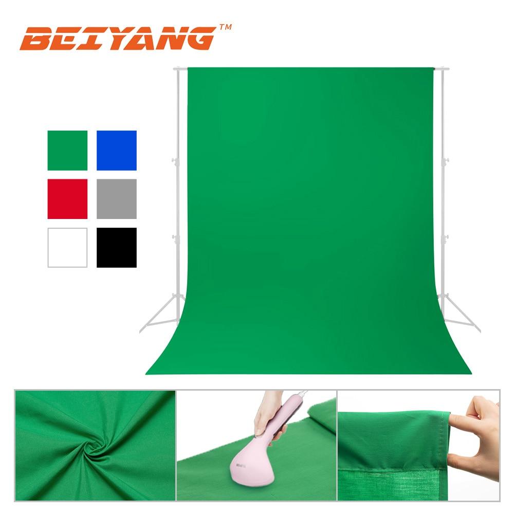 Фотография заднего фона зеленый Экран фон для фотографии с оформлением в виде фотографии хлопчатобумажный Фон тканевый Фотофон для студий...