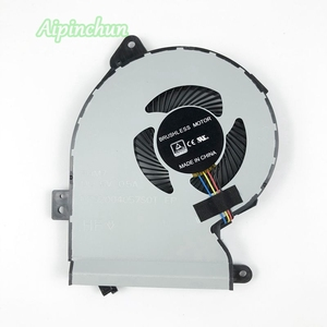 New Original CPU Laptop Cooling Fan for Asus X540 X540LJ F540 F540UP R540 R540UP Notebook Cooler Fan DFS2004057S0T DC5V 0.5A