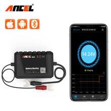 Battery-Tester Diagnostic-Tool Bluetooth-Analyzer ANCEL Test-Android Car BM300 12V Cranking