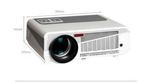 Image 5 - Смарт проектор светодиодный, 86 + wifi, 5500 лм, 1080p, HDMI, Android 6,0