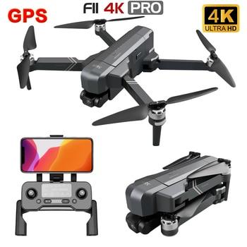 2020 nuevo SJRC F11 4K PRO Dron GPS Drone Profesional con 5G...