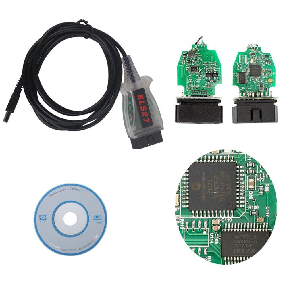 ELS27 FORScan V2.2.6 OBD2 USB Scanner Diagnostic Cable For Ford/Mazda/Lincoln/Mercury Code Reader Tools J2534 FTDI Adapters