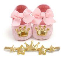 Autumn Baby Shoes Toddler First walkers Princess Prewalker G