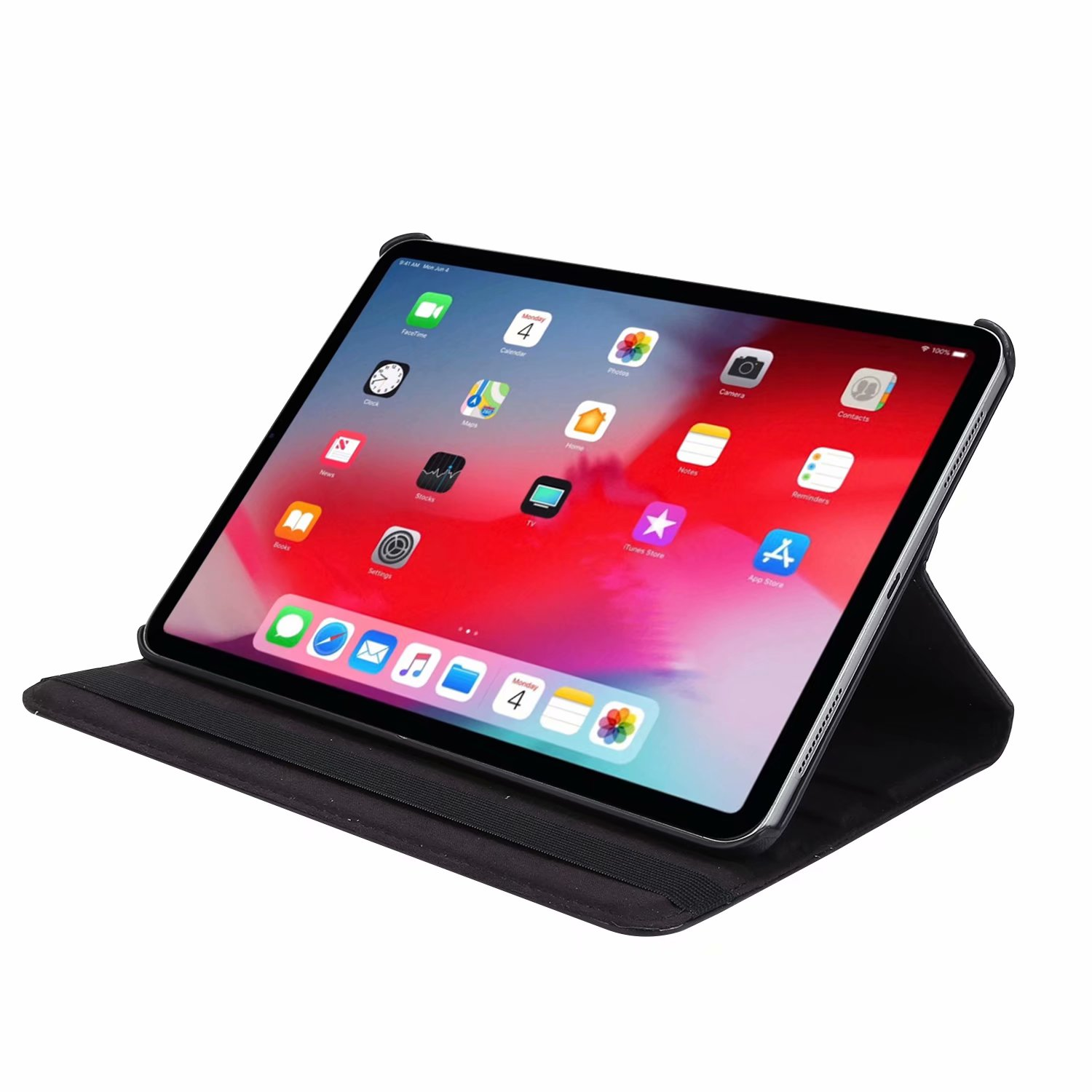 A1934 2021/2020/2018 A2013 Degree 11 A2230 Case Pro Cover iPad for A2068 A2228 360 A1980