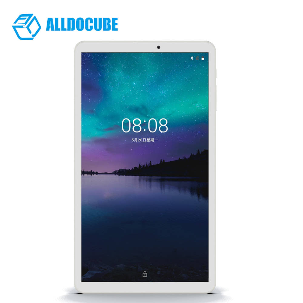 Original Box Alldocube Cube IPlay8 Pro 32GB MTK MT8321 Quad Core 8 Inch Android 9.0 Dual 3G Phablet Tablet