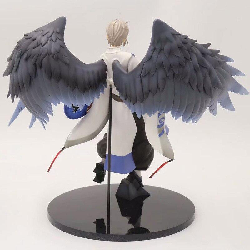 22cm main bureau poupée Yin Yang Shi SSR grand Tengu boîte matériel PVC main poupée décoration modèle affichage - 3