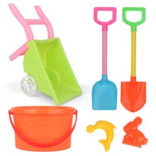 Shovels House-Toys Sandpit-Toy Playing Summer 5piece
