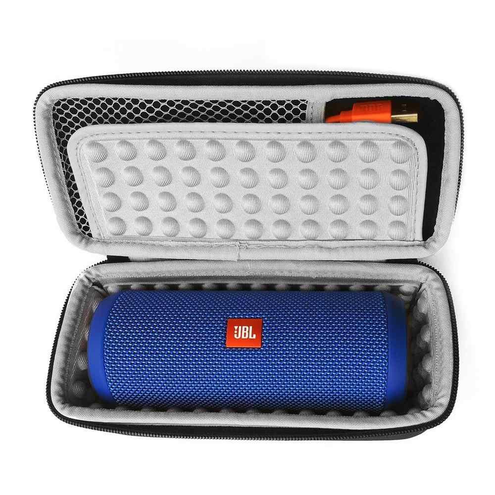 BEESCLOVER JBL Flip 1 2 3 4 sert seyahat çantası su geçirmez taşınabilir bluetooth'lu hoparlör çantası sert çanta JBL Flip 1 2 3 4 r60